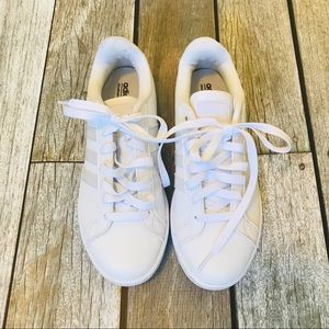 Adidas | White cloud comfort shoes